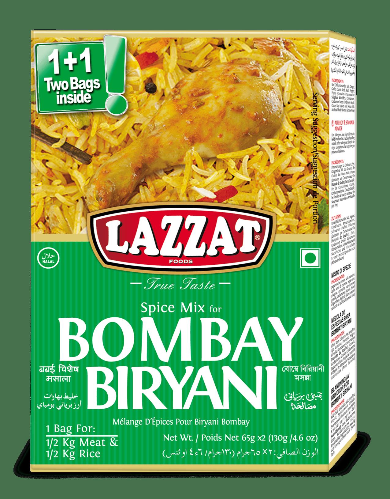Bombay Biryani 110gm