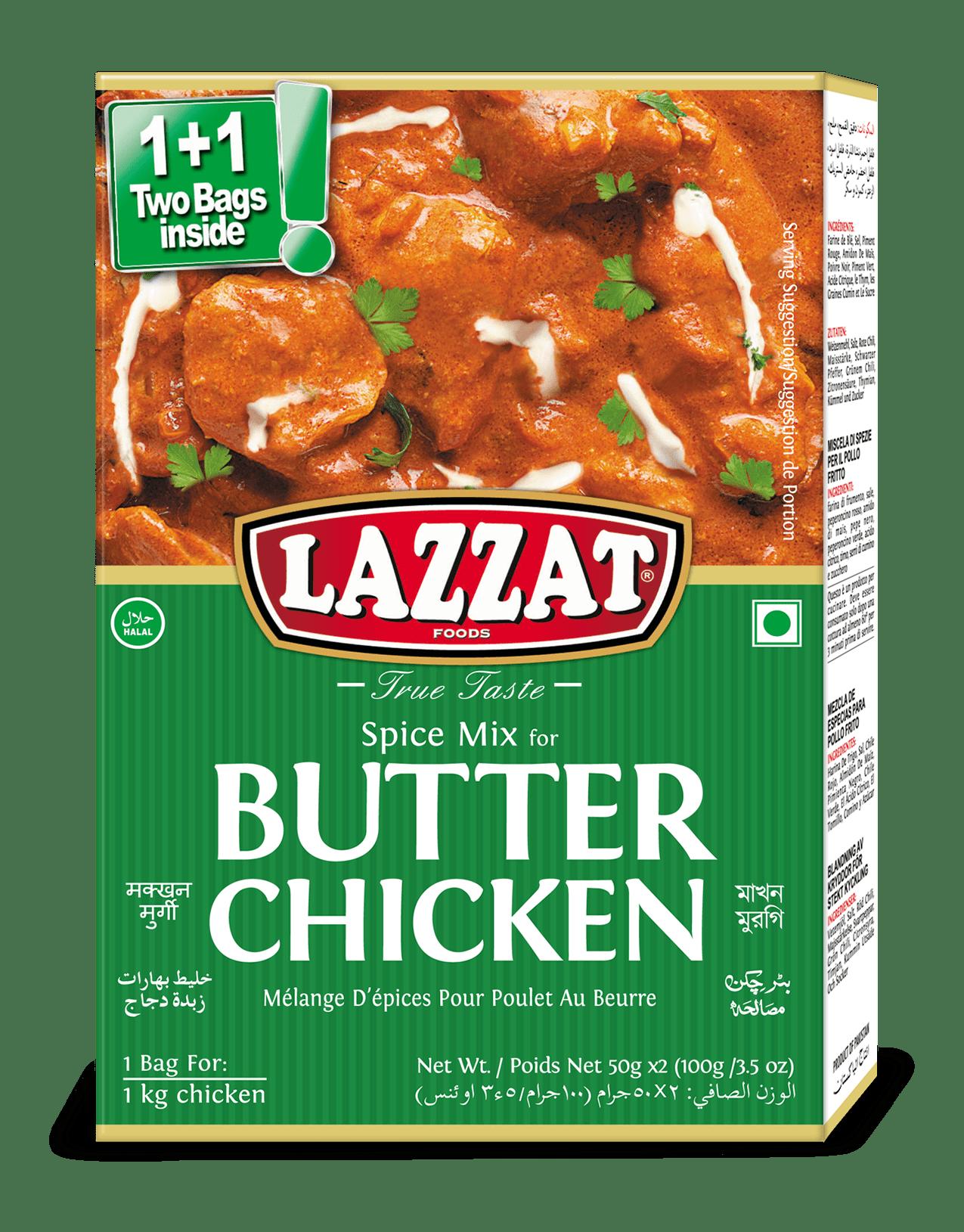 Butter Chicken 100 gm