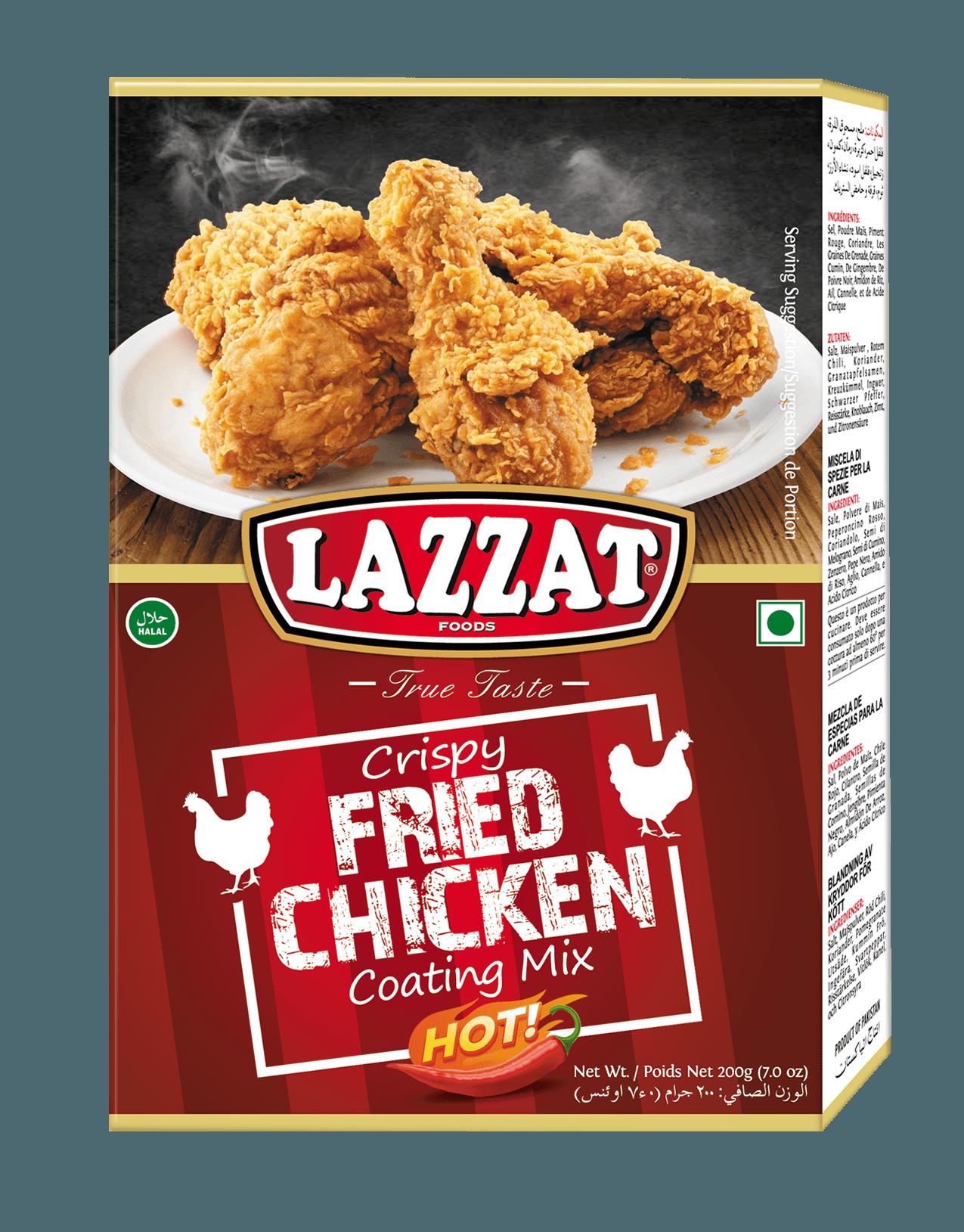 Freid Chicken Coating 100gm